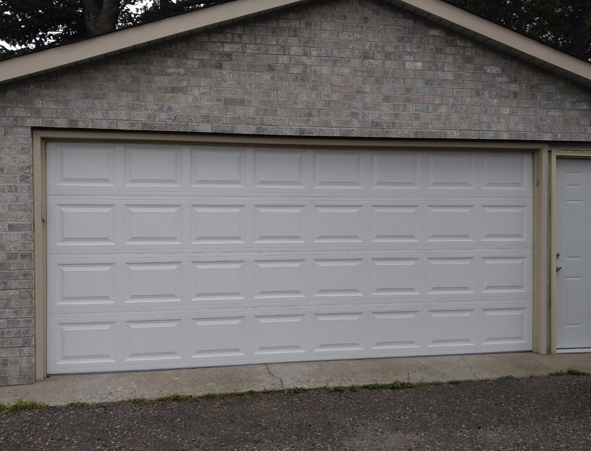 Superbe Cost Page Project Image. Garage Door Size