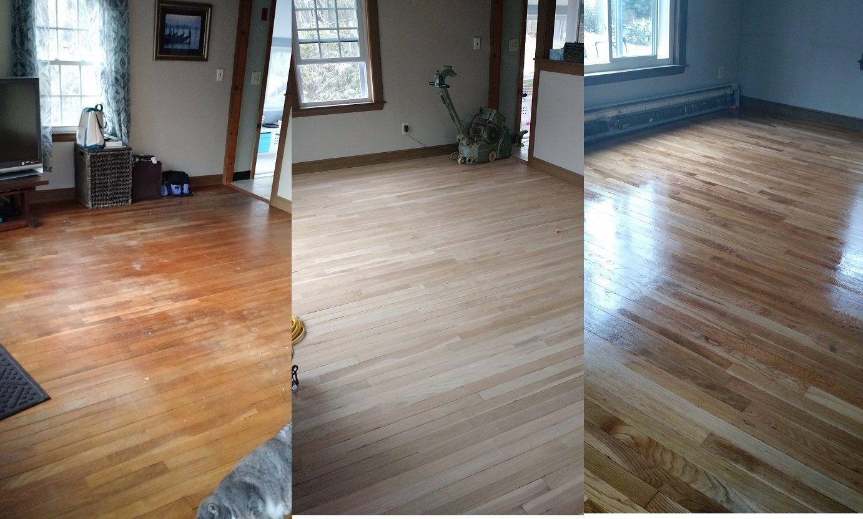 100 100 Hardwood Floor Under Carpet How To Install