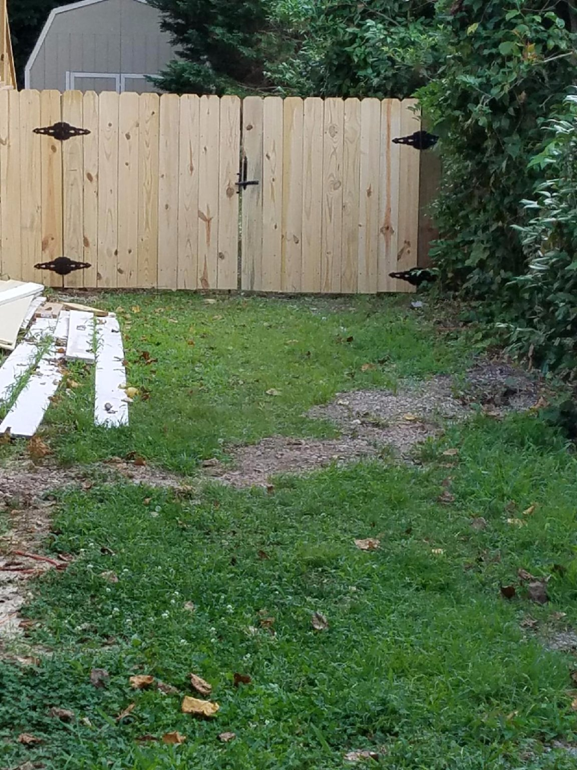 innovations landscaping and fence installation raleigh nc