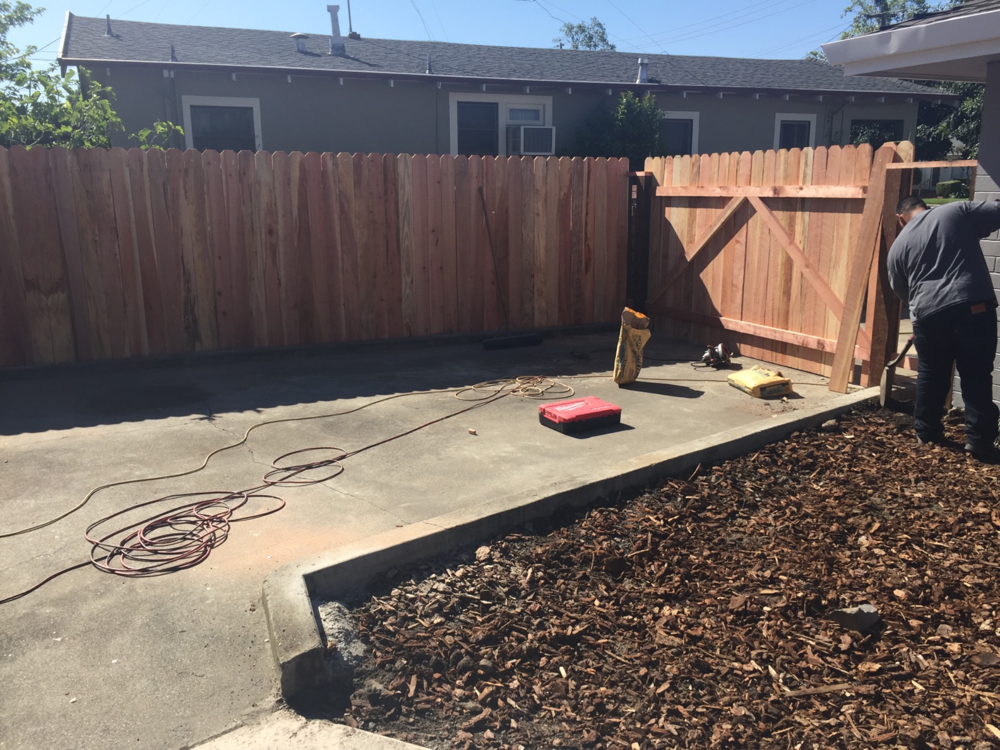 edwin fencing tracy ca