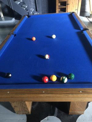 2019 Average Pool Table Mover Cost (with Price Factors)